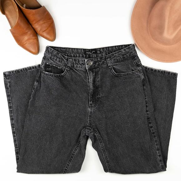 0031d643e Bershka Jeans   High Rise Mom   Poshmark